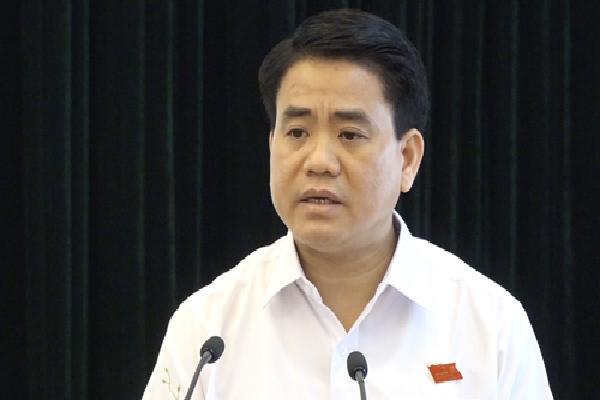 Chủ tịch Hà Nội: Có việc lợi dụng mạng xã hội để kích động biểu tình