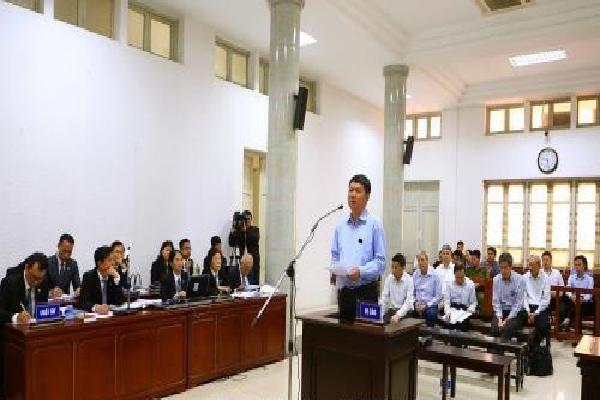 Ông Đinh La Thăng lại chuẩn bị hầu tòa