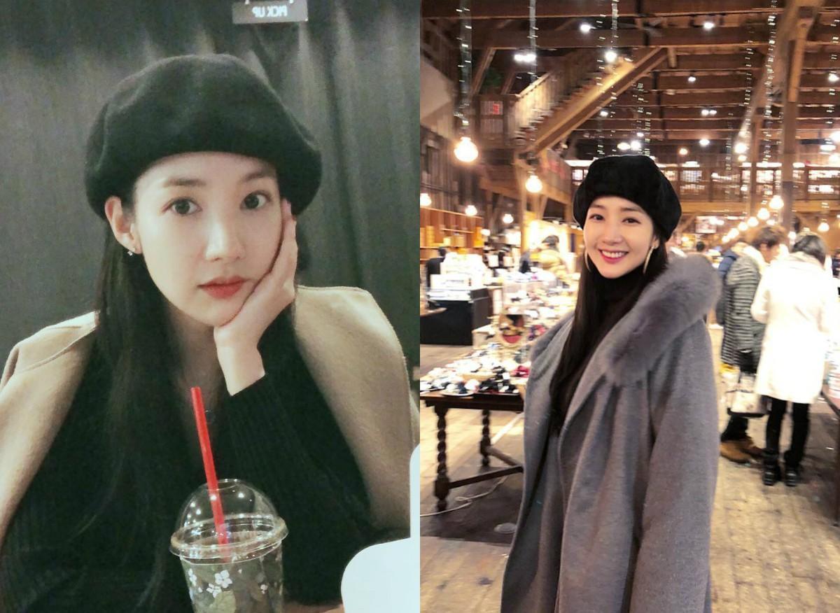 Trong ảnh chụp đời thường không chỉnh sửa, Park Min Young vẫn đẹp xuất sắc