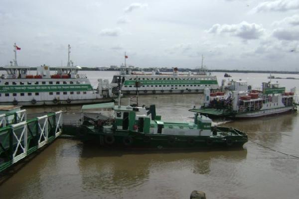 TP HCM xây cầu Cần Giờ thay thế phà Bình Khánh