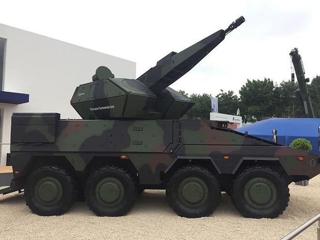 Vì sao Nga và Trung Quốc không mang vũ khí nào tới triển lãm quốc phòng ở Paris? - Ảnh 3.