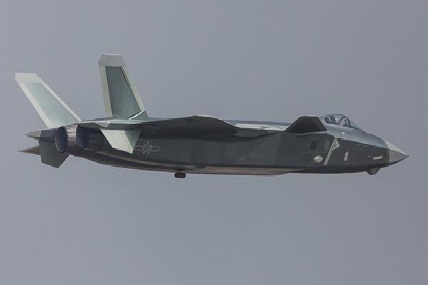 Su-30MKI phát hiện được J-20 do tiêm kích tàng hình Trung Quốc đã 'chấp điểm lợi thế'?