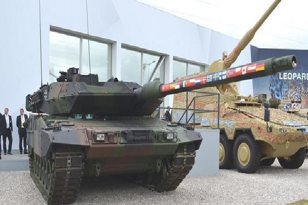 Bại trận tại Syria, báo Đức vẫn tuyên bố: Leopard 'không ngán' thứ gì, kể cả xe tăng Nga!
