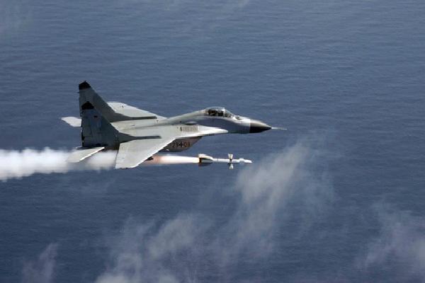 Tiêm kích JF-17/FC-1 Kiêu Long của Trung Quốc bị Nga, Pháp 'bắn hạ' ở Ai Cập