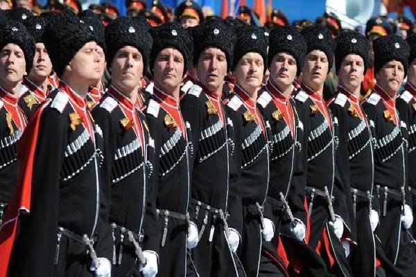 Lính Cô-dắc: Những chiến binh đặc biệt của Nga tham gia bảo vệ World Cup 2018