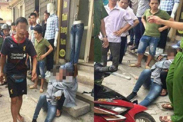 Nam thanh niên đánh bạn gái tử vong ở Hà Nội