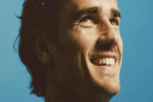 'Hoàng tử bé' của đội tuyển Pháp - Antoine Griezmann: Đá hay, đẹp trai, chung tình