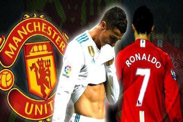 Ronaldo sẽ gia nhập Man United sau khi kết thúc World Cup 2018