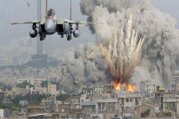 Không kích quân đội Syria - 'Trò chơi chết chóc' mới của Mỹ?