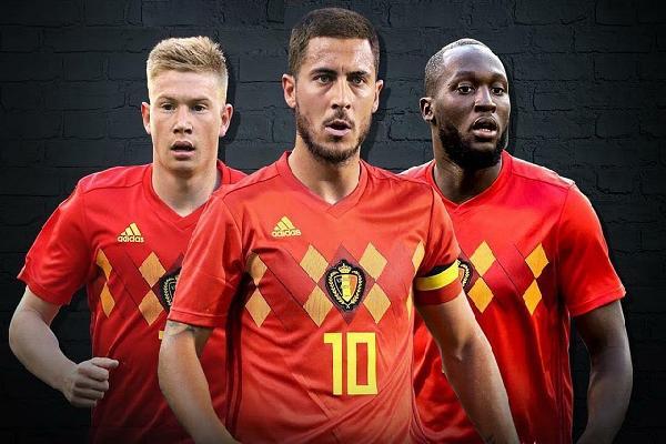 'Tam giác quỷ' giúp ĐT Bỉ nối dài thành tích bất bại ở vòng bảng World Cup