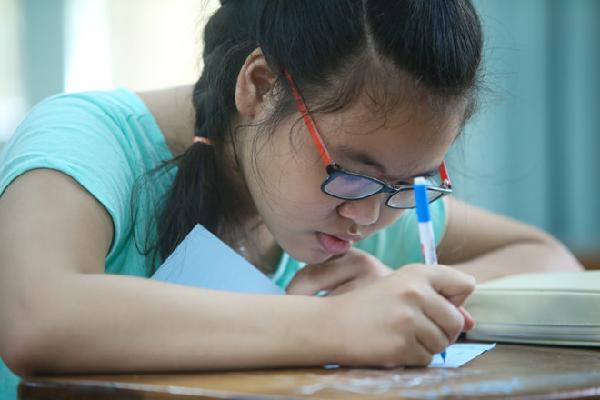 Hơn 4.000 thí sinh tranh suất vào lớp 6 trường chuyên Trần Đại Nghĩa