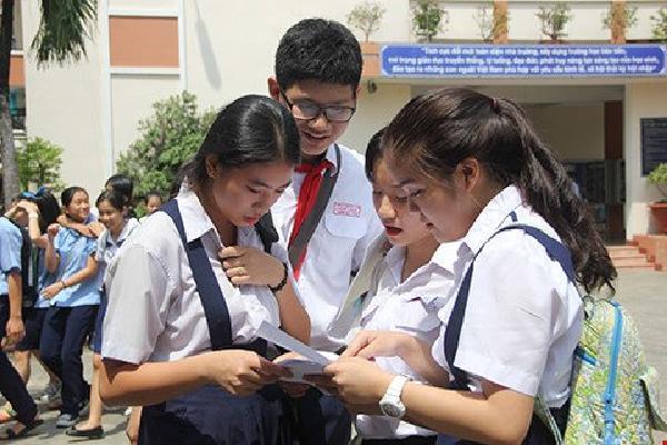 Chiều nay TP.HCM công bố điểm chuẩn lớp 10 vào trường chuyên, lớp chuyên