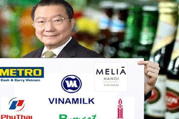 Tỷ phú Thái: Mưu đồ 'bất chấp đắt rẻ' trên đất Việt Nam