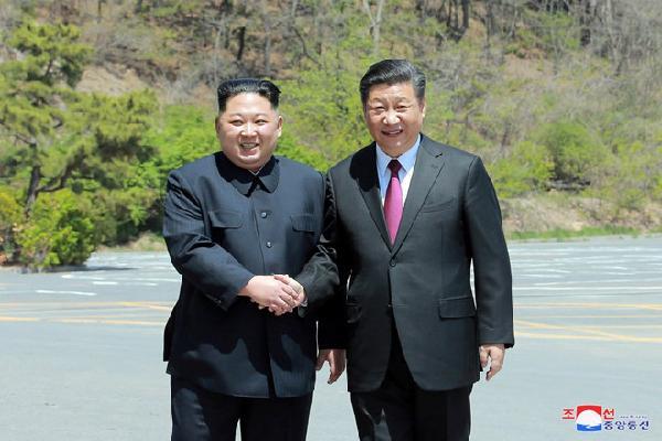 Tân Hoa xã: Ông Kim Jong Un đang có chuyến thăm Trung Quốc