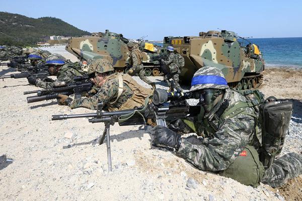 Lầu Năm Góc xác nhận hoãn tập trận tháng 8 với Hàn Quốc