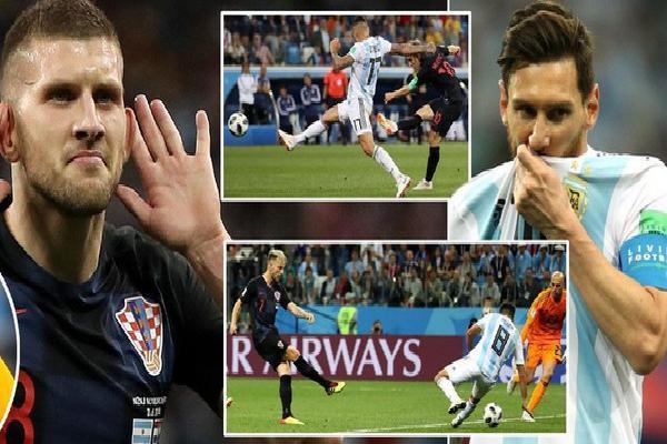 Phản ứng 'kinh hoàng' của truyền thông sau thảm bại khiến Messi và Argentina nguy cơ về nước sớm