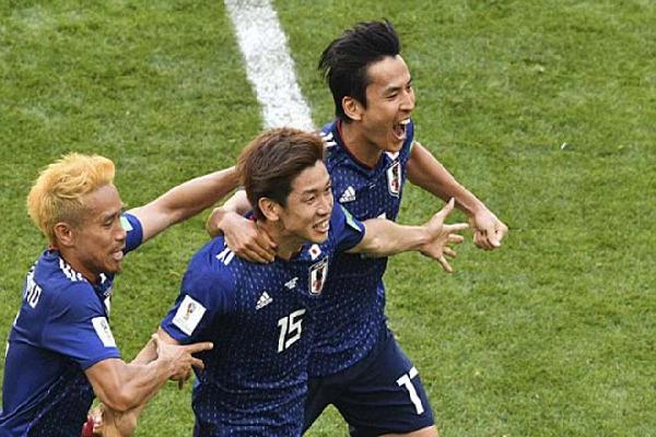 Nhật Bản tạo địa chấn World Cup, rạng danh châu Á