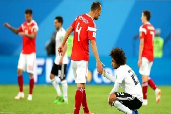 Nóng: Ai Cập vẫn còn cơ hội dự vòng 1/16 World Cup 2018