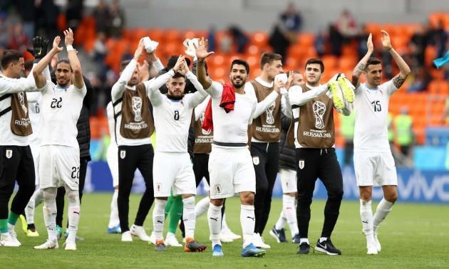 Uruquay sẽ thua 2 trận liên tiếp để Ai Cập đoạt vé vào vòng 1/16?