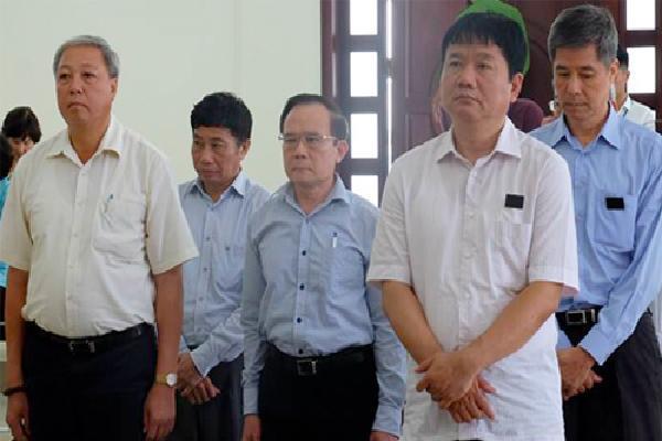 Tòa tạm dừng phiên xét xử phúc thẩm ông Đinh La Thăng