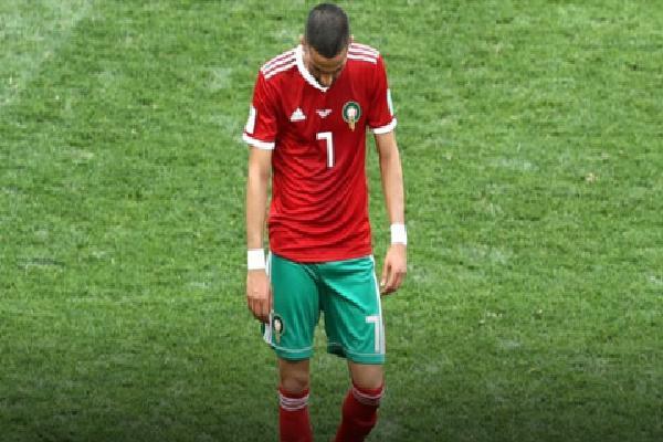 Morocco là đội đầu tiên chia tay World Cup 2018
