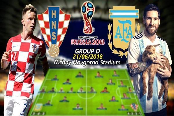 Argentina - Croatia: Tỏa sáng đi, Messi!