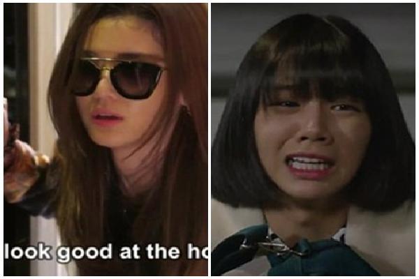 Những màn trang điểm thảm họa khiến khán giả 'cười xỉu' trong phim Hàn