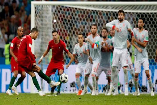 Ghi bàn từ bóng chết: Xu thế của World Cup 2018