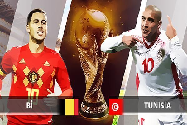 Nhận định bóng đá Bỉ vs Tunisia, 19h00 ngày 23/6: Quỷ đỏ xây chắc ngôi đầu
