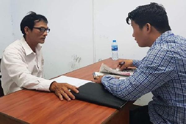 Lời khai của nghi can giết người trói xác ở Đà Nẵng