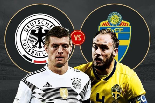 Kèo Đức vs Thụy Điển: Độ cực hiểm, ít bàn thắng