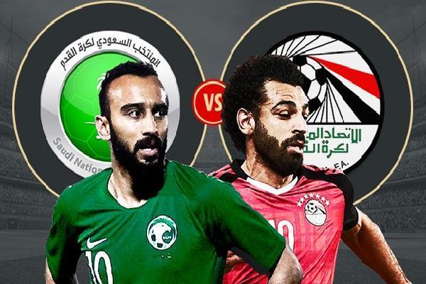 Kèo thơm Ai Cập vs Saudi Arabia: Chốt mạnh 'kèo trên'