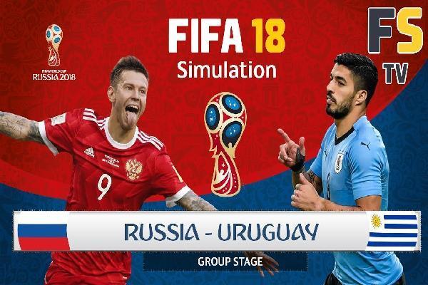 Kèo Uruguay vs Nga: Ít bàn thắng, dễ hòa