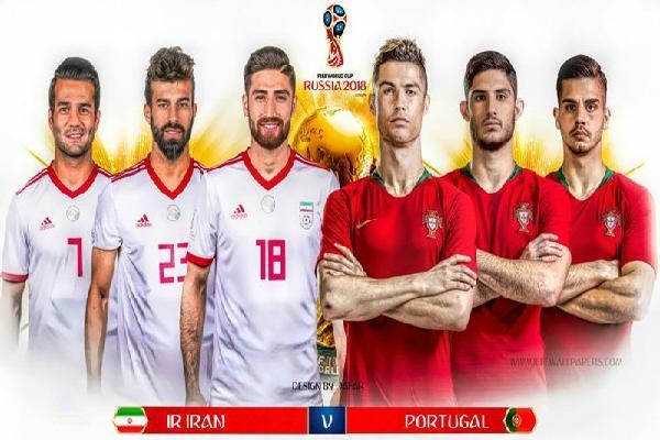Kèo Iran vs Bồ Đào Nha: Người Bồ thắng tối thiểu