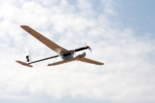 UAV Israel rơi không rõ lý do trên lãnh thổ Syria