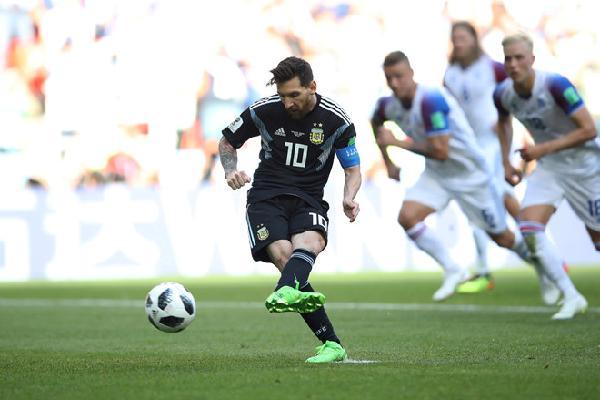 Lượt trận đầu tiên World Cup: Đừng vội thất vọng vì Argentina, Đức
