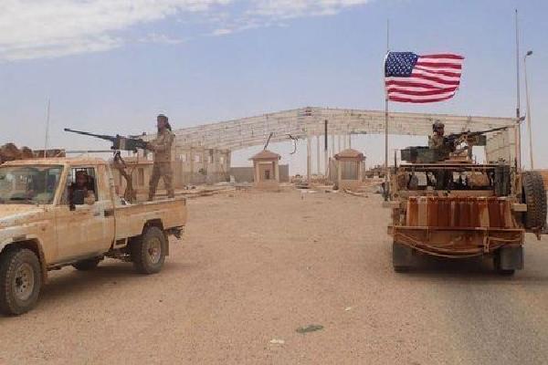 Lực lượng chính phủ Syria bao vây khu vực đặt căn cứ Mỹ