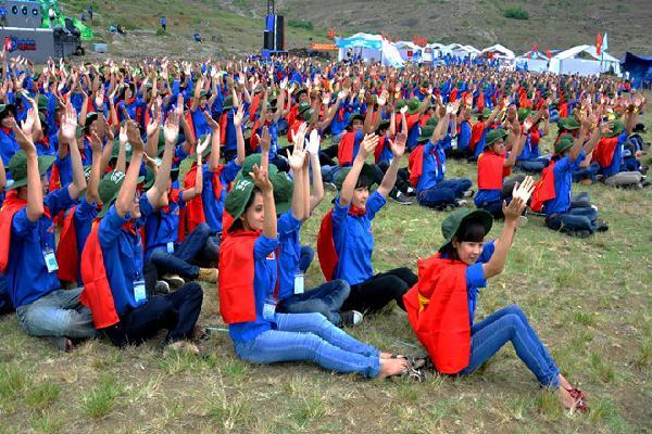 3.000 người sẽ hát quốc ca trên biển đảo Lý Sơn