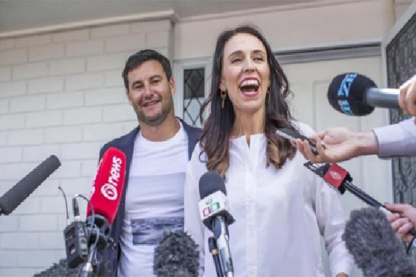 Thủ tướng New Zealand chuẩn bị sinh con đầu lòng