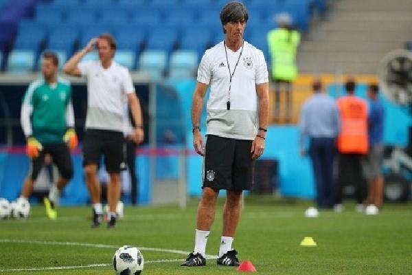 Joachim Low: 'Đức sẽ có câu trả lời ở trận gặp Thụy Điển'