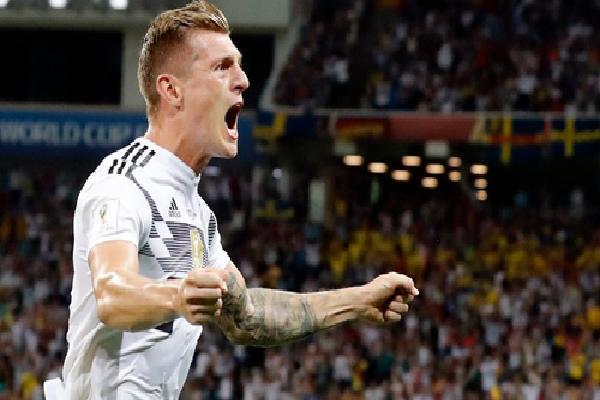 Toni Kroos: 'Rất nhiều kẻ chờ ăn mừng Đức bị loại'