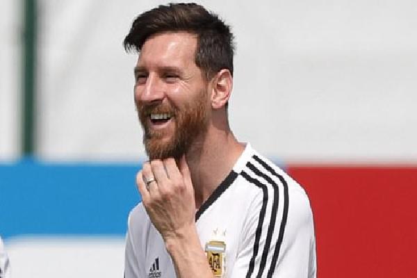 Messi: 'Tôi chỉ giải nghệ sau khi vô địch World Cup'