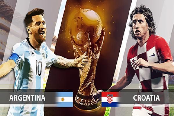 Nhận định bình luận trận Argentina vs Croatia