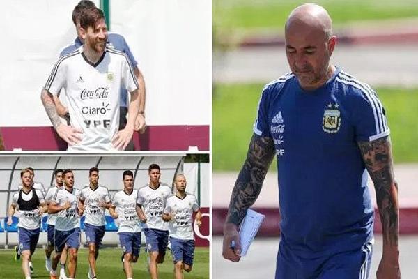 Biến lớn Argentina: Messi cầm đầu 'đảo chính', lật ghế HLV Sampaoli