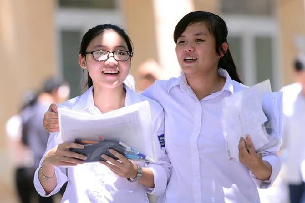 Bộ GD&ĐT không công bố đáp án sau khi thí sinh ra khỏi phòng thi