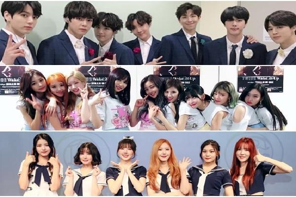 2018 và đây là 3 cái tên đại diện làn sóng Hàn Quốc thế hệ mới tại Nhật Bản!