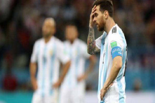 Messi biết trước 'chuyện chẳng lành' sẽ đến với Argentina?