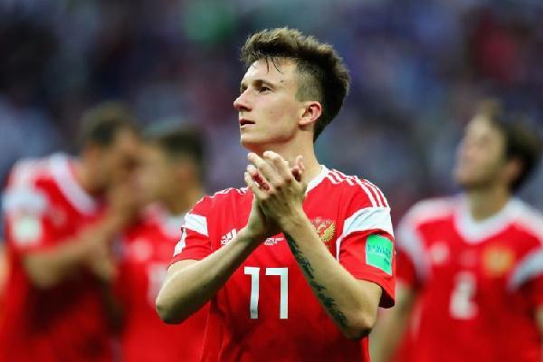Vũ khí lớn nhất của đội tuyển Nga ở World Cup là gì?
