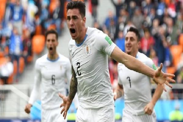 NÓNG: Uruguay mất trung vệ 'thép' trước cuộc đối đầu với Nga