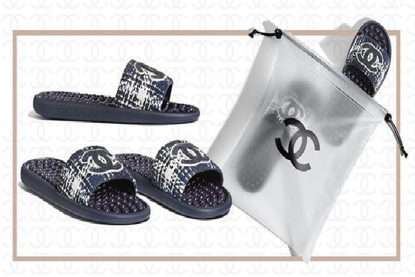 Lại đến Chanel ra mẫu dép 16 triệu đồng trông chẳng khác gì đôi dép đi trong phòng tắm nhà bạn